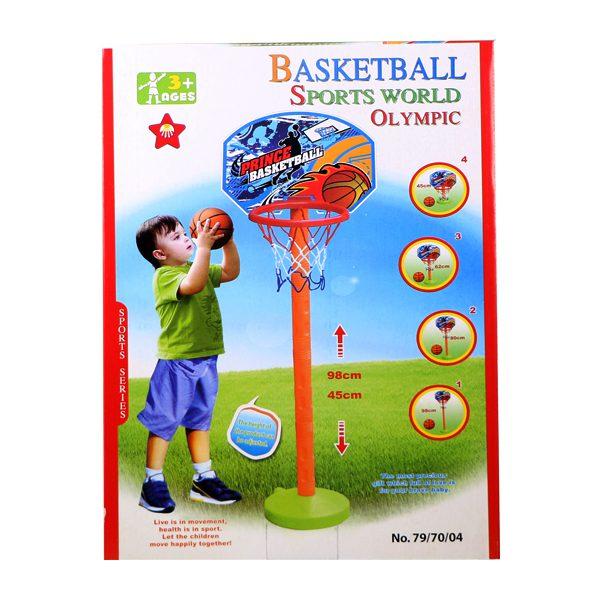 بسکتبال پایه دار المپیک