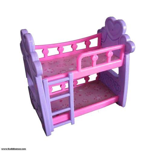 تخت دو طبقه رویال دورا