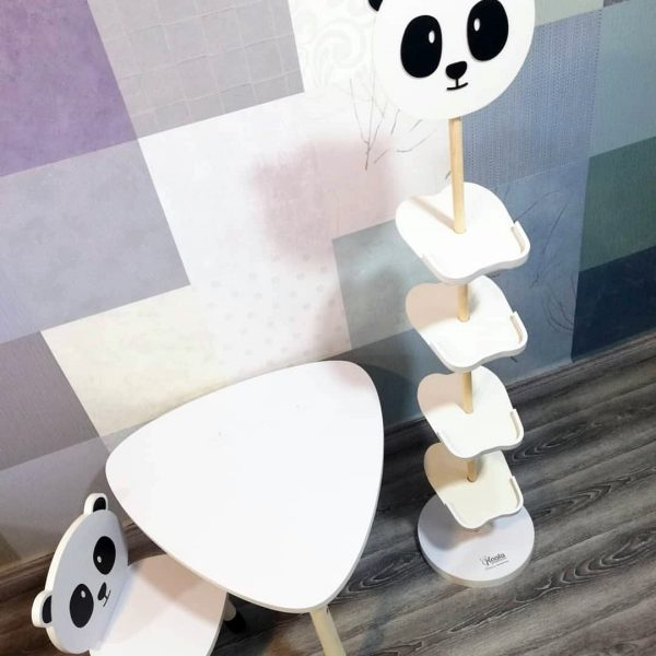 جاکفشی کودکانه طرح پاندا koala accessories