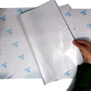 جلد چسبی کتاب ماین مدل شفاف