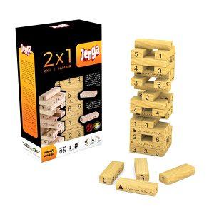 بازی جنگا چوبی همراه با اونو