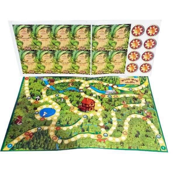 بازی جنگل بان