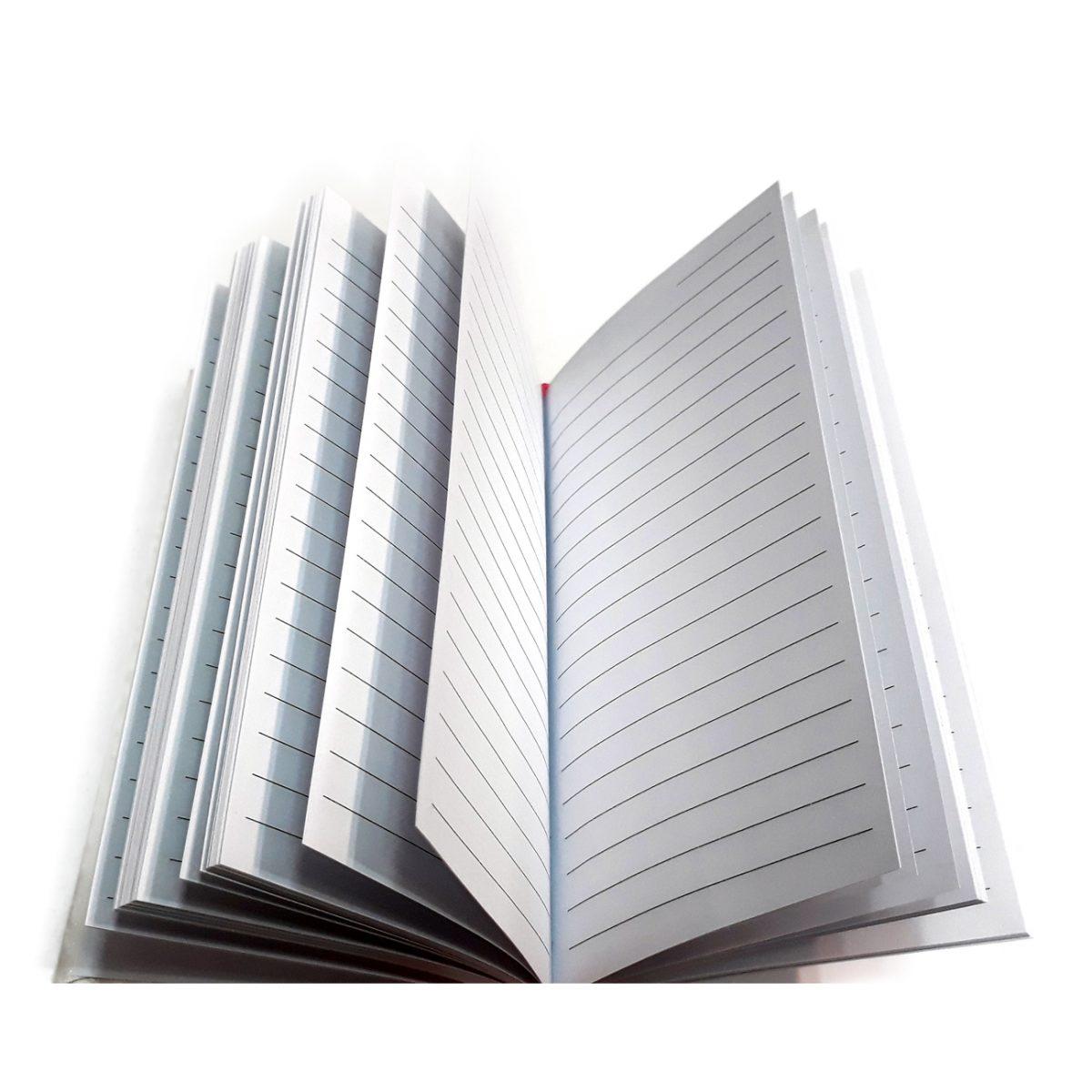 دفتر یادداشت پالتویی گالینگور طرح فانتزی