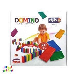 500 تکه دانیال 2 300x300 - اسباب بازی دومینو 500قطعه دانیال