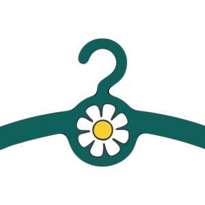 چوب لباسی کودکانه طرح گل koala accessories