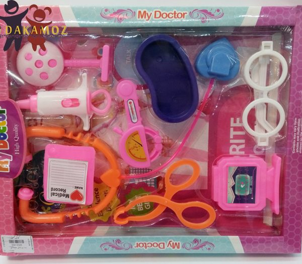 ست پزشکی جعبه ای