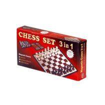 شطرنج مغناطیسی 3 کاره