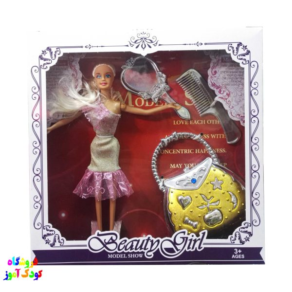 عروسک باربی کد 1472