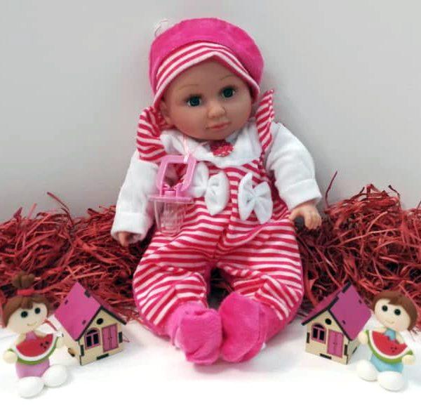 عروسک سرامیکی آوازخوان نوزاد سایز 12