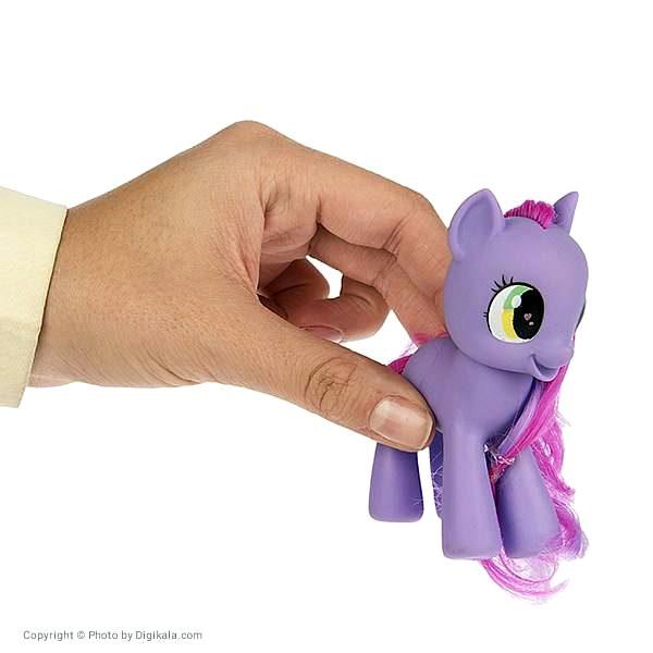 عروسک کوچک پونی جعبه طلقی