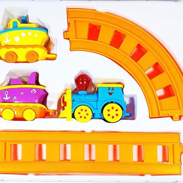 قطار نشکن موزیکال