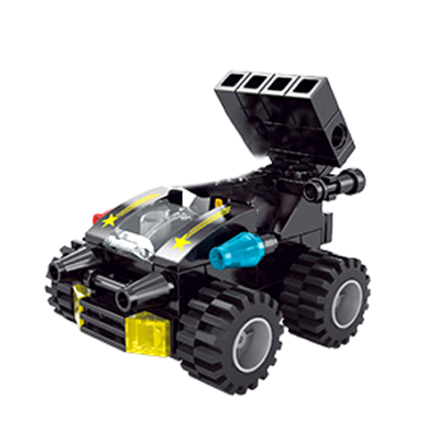 لگو پلیس swat 8522 سری D1