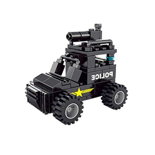 لگو پلیس swat 8522 سری D2