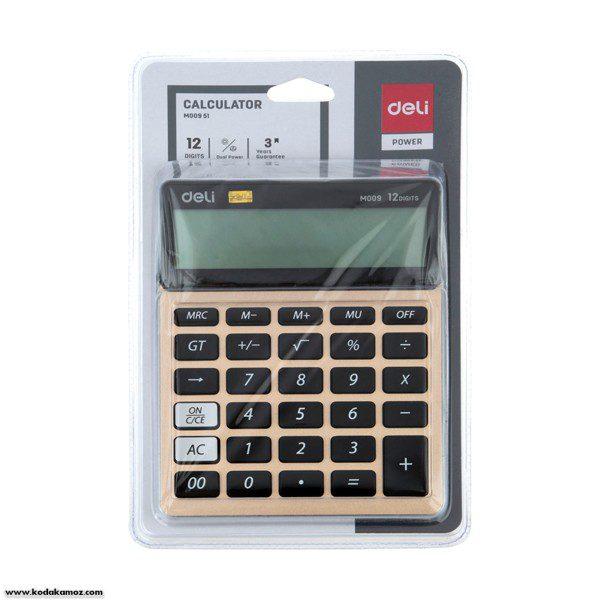 ماشین حساب دلی مدل M00951