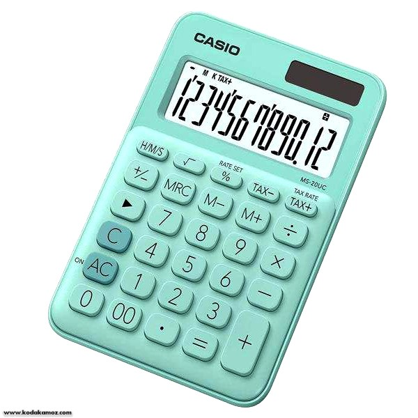 ماشین حساب کاسیو UC20
