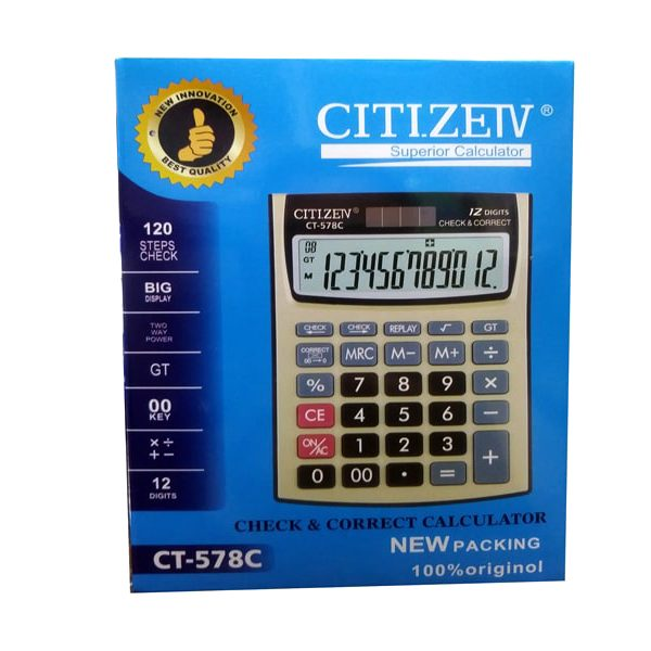 ماشین حساب CT-578-C