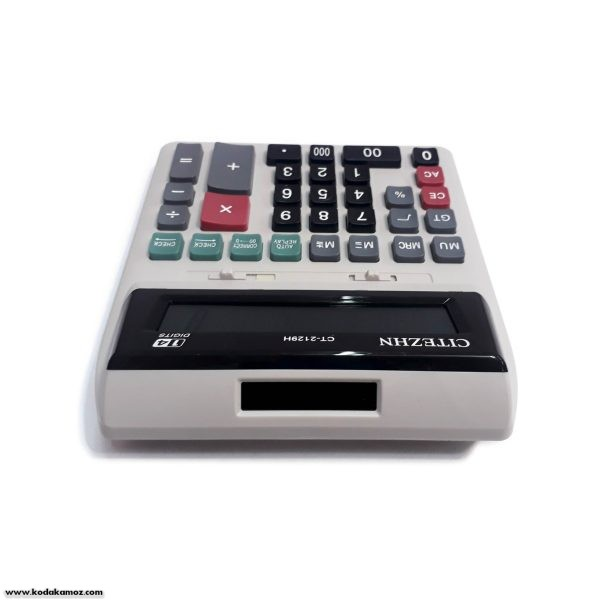 ماشین حساب ct-1229h