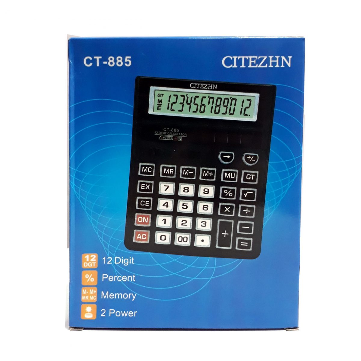 ماشین حساب ct-885