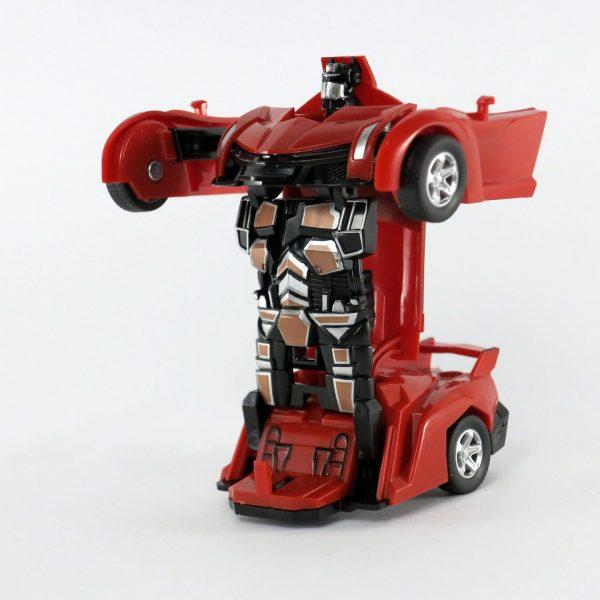 ماشین فلزی قدرتی مدل تبدیل شوندگان