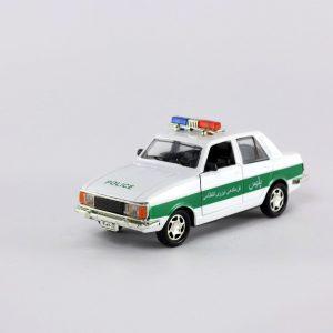 ماشین فلزی پیکان پلیس ۱۱۰