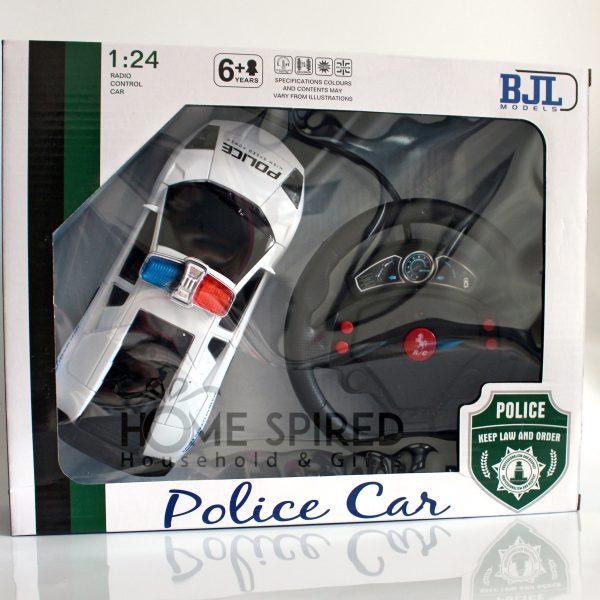 ماشین کنترلی فرمان دار پلیس