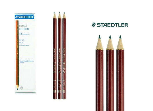 مداد مشکی استدلر