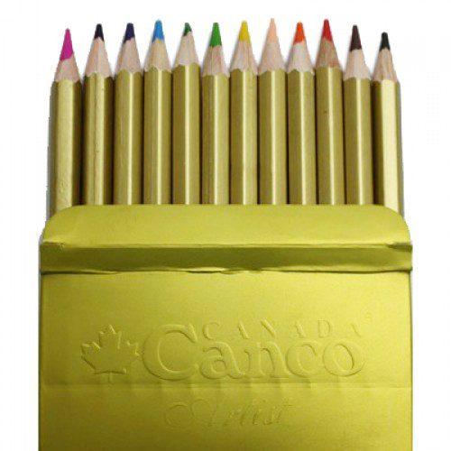 مداد رنگی 12 مقوایی کنکو