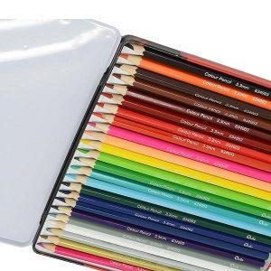 مداد رنگی ۲۴ فلزی کویلو