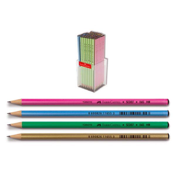 مداد فابر پاکن دار
