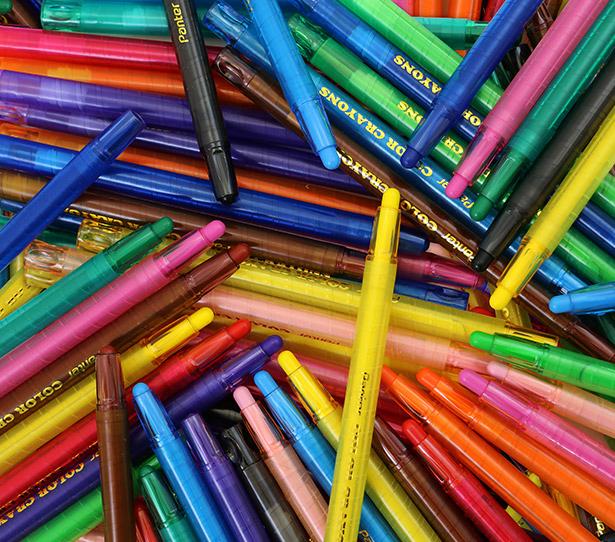 مداد شمعی 12 پیچی سی بی اس