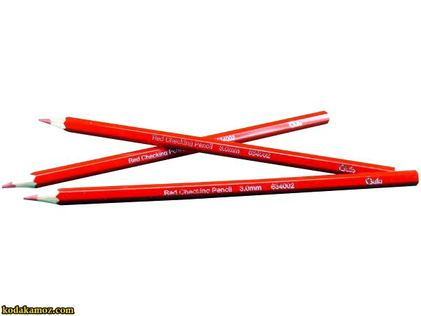 مداد قرمز کویلو