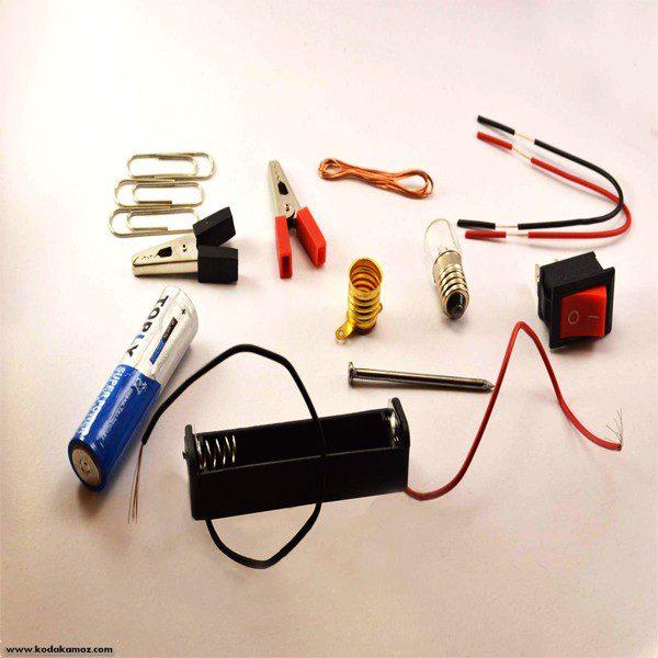 مدار الکترونیکی