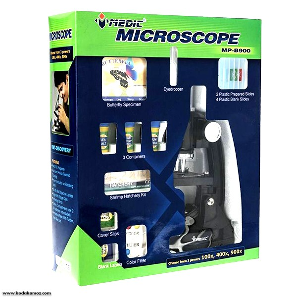 میکروسکوپ 900