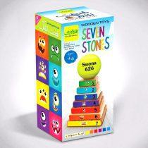 بازی هفت سنگ فکرآوران