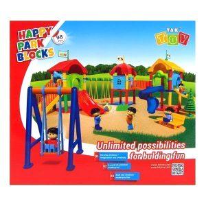 بازی پارک شادی ۹۸ قطعه