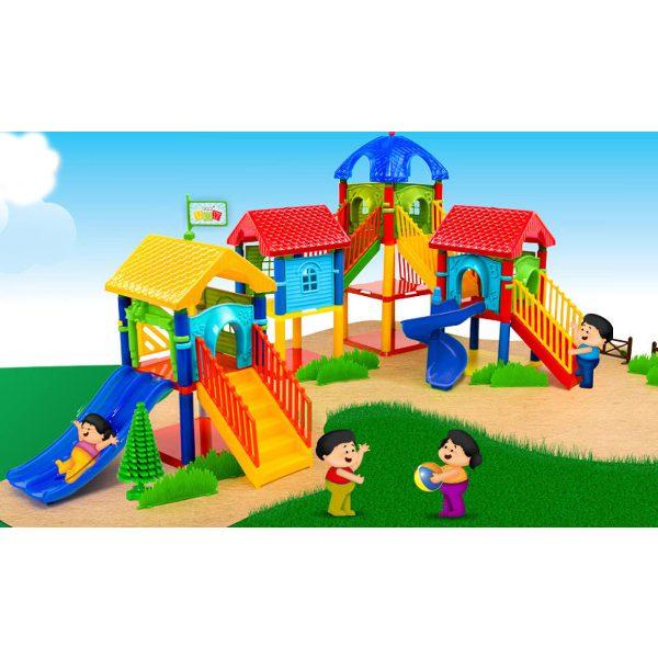 بازی پارک شادی 98 قطعه