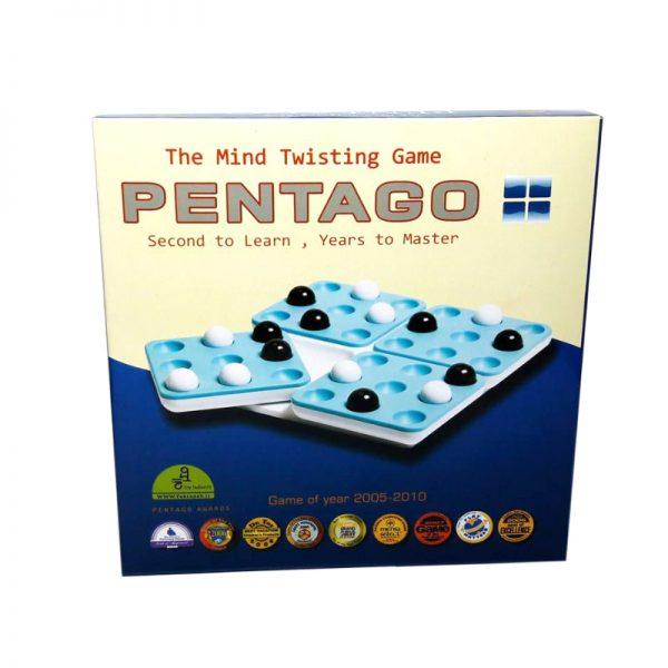 بازی پنتاگو