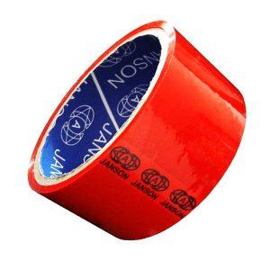 چسب ۵سانت ۲۵یارد رنگی جانسون