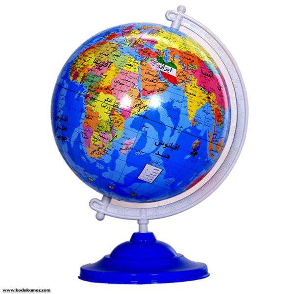 کره جغرافیا ۱۳ نقش جهان