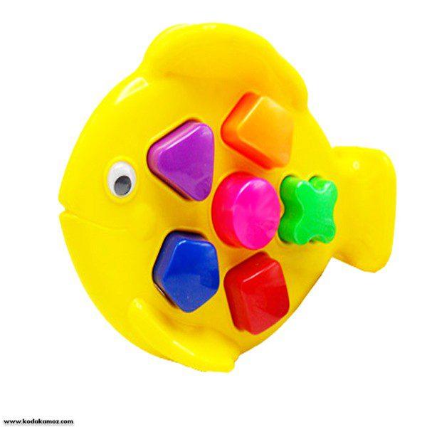 اسباب بازی کوبه ماهی