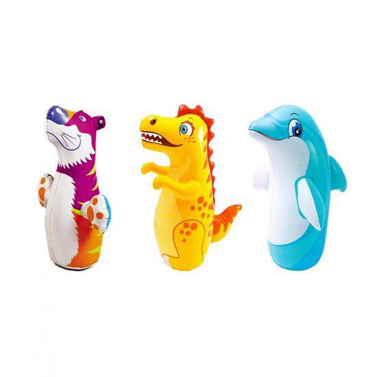 کیسه بوکس بادی اینتکس ۴۴۶۶۹ دلفین