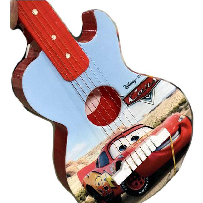 گیتار چوبی متوسط