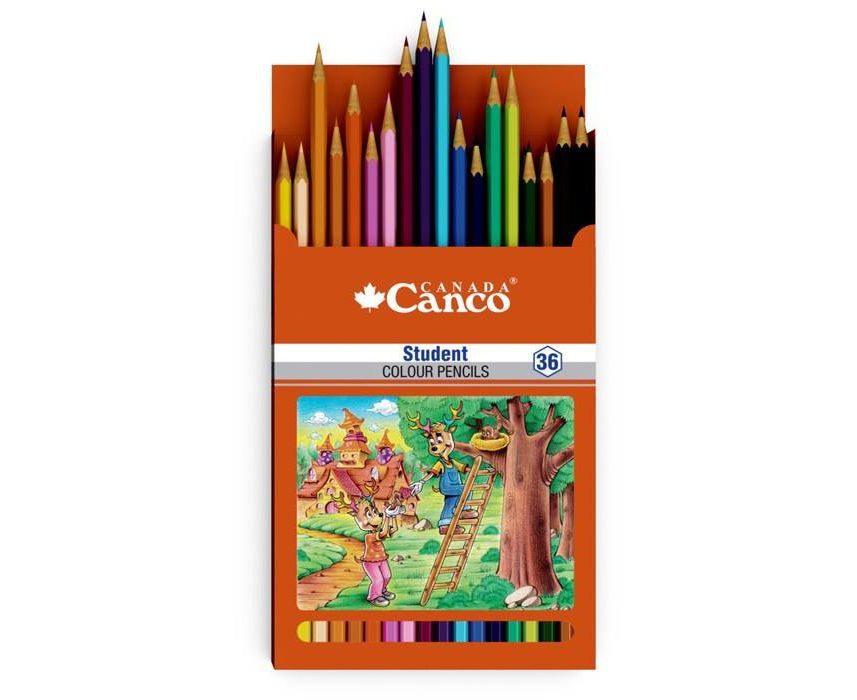 مداد رنگی 36 دانش آموزی کنکو