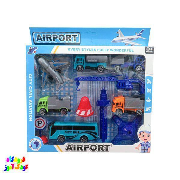 ست فرودگاهی کد 509 9