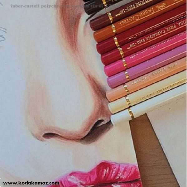 مدادرنگی پلی کروم Faber Castell Polychromos Pencil