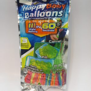 بادکنک آبی happy baby balloons