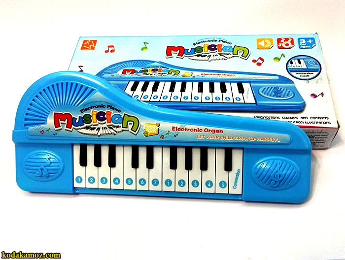 پیانو آبی
