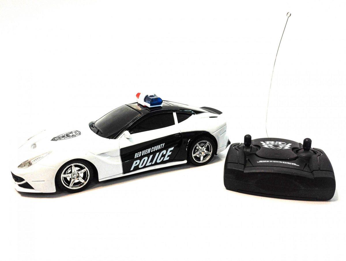 ماشین کنترلی پلیس