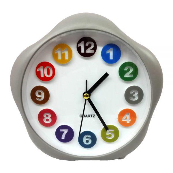 ساعت رومیزی گرد