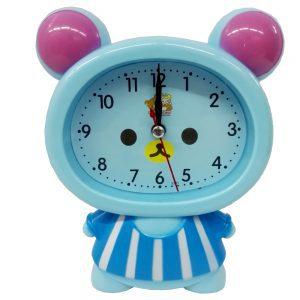 ساعت رومیزی طرح خرس آبی